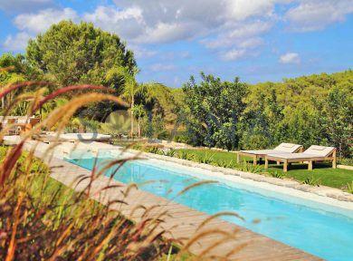 Can Aloe - villa de 6 dormitorios en Santa Gertrudis / San Lorenzo, Ibiza