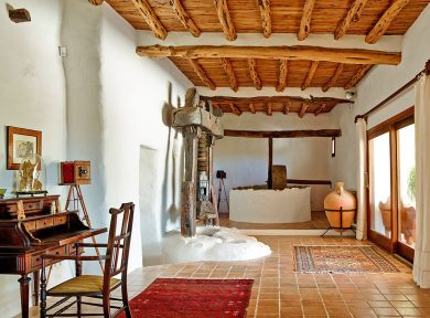 7 Bedroom Traditional Finca For Sale In San Jose, Ibiza By Solana Ibiza Real Estate