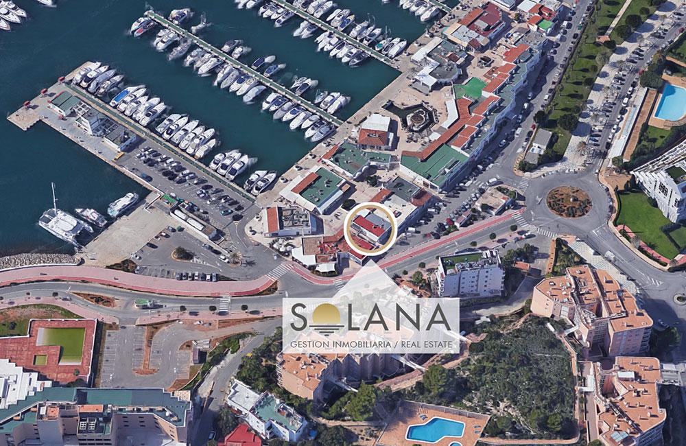 Inmobiliaria Ibiza, Solana Ibiza, villas en Ibiza, Ibiza properties
