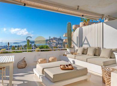 Inmobiliaria Ibiza, Ibiza Properties, Immobilien Ibiza, Immobilier Ibiza, Terrazas Botafoch 41