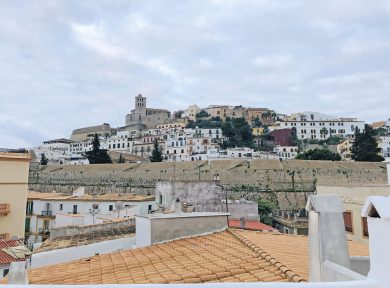 Ibiza Real Estate Solana Penthhouse For Sale13