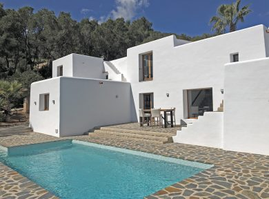 Modern finca for sale in San Juan, Ibiza, huis te koop op Ibiza, country house for sale