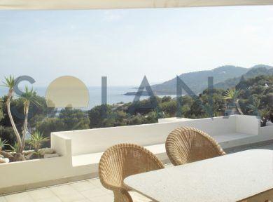 Ibiza Real Estate Solana Apartment For Sale In Roca LLisa Ibiza VA 076 8
