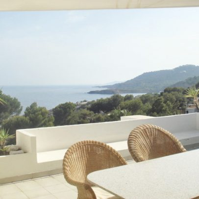 Ibiza Real Estate Solana Apartment For Sale In Roca LLisa Ibiza VA 076 8