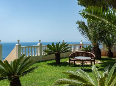 Ibiza Real Estate Solana Villa For Sale In Es Cubells Ibiza VC 108 20