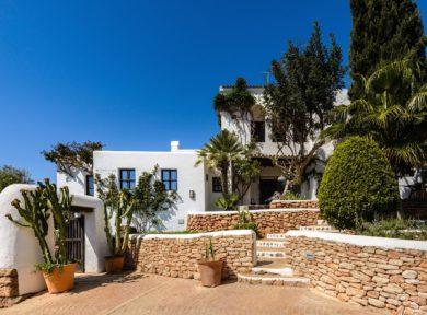Inmobiliaria Ibiza Real Estate Villa For Sale VC 190 1