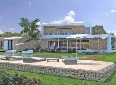 Solana Ibiza Plot For Sale VT 011
