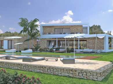 Solana Ibiza Plot For Sale VT 011