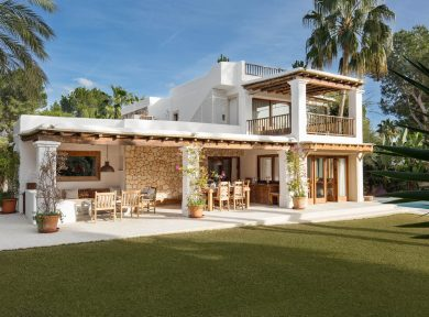 Solana Ibiza Real Estate Ibiza Villas AC 139 15