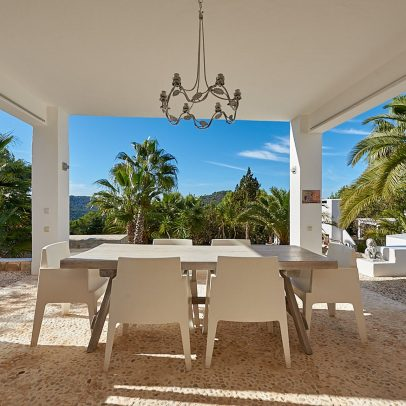 Solana Ibiza Villa For Sale In Cala Tarida VC 135 5