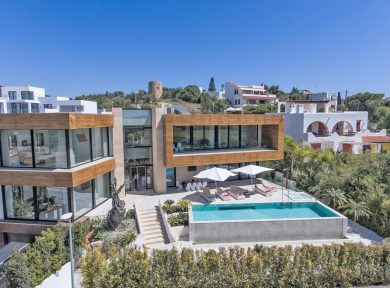 Solana Ibiza Real Estate Ibiza Villa For Rent AC 141 1