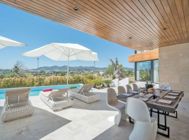 Solana Ibiza Real Estate Ibiza Villa For Rent AC 141 2