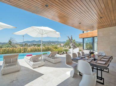 Solana Ibiza Real Estate Ibiza Villa For Rent AC 141 2