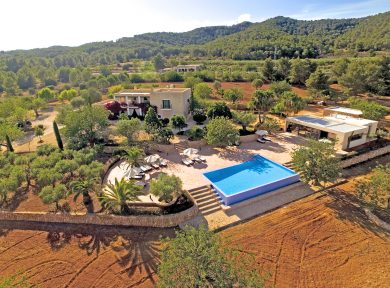 Solana Ibiza Real Estate Ibiza Villa For Rent In Ibiza AC 059 1