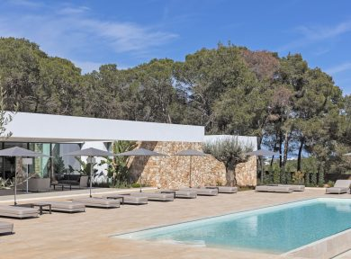 Solana Ibiza Real Estate Ibiza Villa For Rent In Ibiza AC 074 7