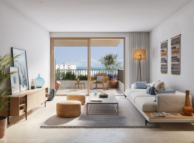 Residential project in Santa Eulalia, Ibiza