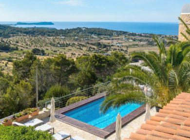 Hilltop Estate For Sale In San Jose, Ibiza 12