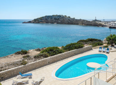 Holiday rental house in Ibiza