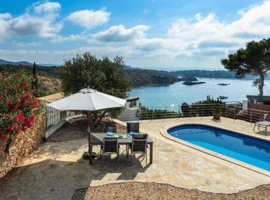 Villa for sale villa en venta Vista Alegre Es Cubells Ibiza
