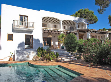 13 Bedroom Villa For Sale In Cala Vadella San Jose Ibiza By Solana Ibiza Real Estate 1