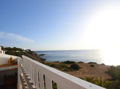 3 Bedroom Townhouse In Cala Tarida, Ibiza By Solana Ibiza Real Estate 9