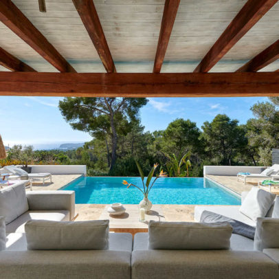 4 Bedroom Villa For Sale In Cala Jondal Ibiza By Solana Ibiza Real Estate 9