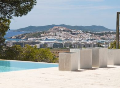 2 Bedroom Modern Villa For Sale In Can Rimbau (Jesus), Ibiza By Solana Ibiza Real Estate
