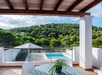 Townhouse For Sale In Cala Vadella By Solana Ibiza Real Estate 4