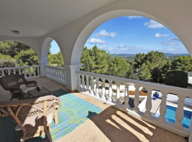 4 Bedroom House For Sale In San Jose, Ibiza By Solana Ibiza Real Estate 2