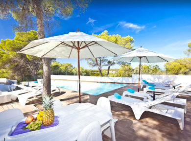 6 Bedroom Villa For Rent In Cala Bassa, Ibiza By Solana Ibiza Real Estate 1