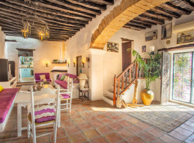 8 Bedroom Finca For Sale In San Antonio, Ibiza By Solana Ibiza 9