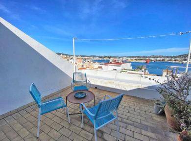 2 bedroom triplex apartment for sale in La Marina, Ibiza