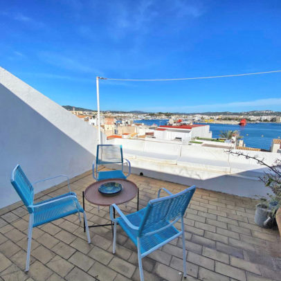 2 bedroom triplex apartment for sale in La Marina, Ibiza