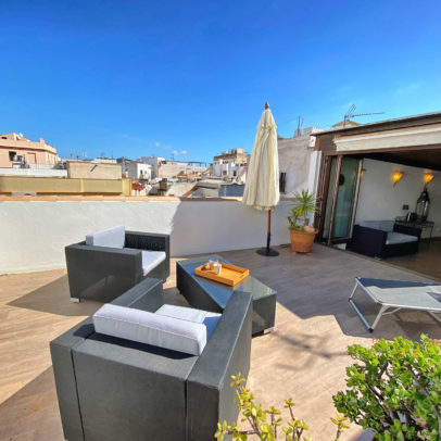 Duplex apartment for sale in Marina Ibiza