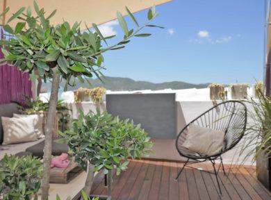 reformed house for sale in Dalt Vila Ibiza