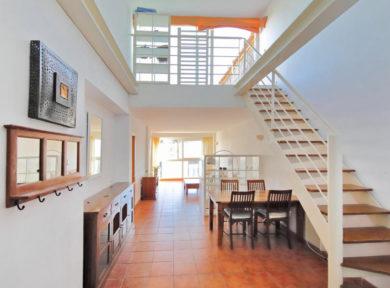 Inmobiliaria Ibiza Real Estate Bright Penthouse For Sale In Jesus Ibiza