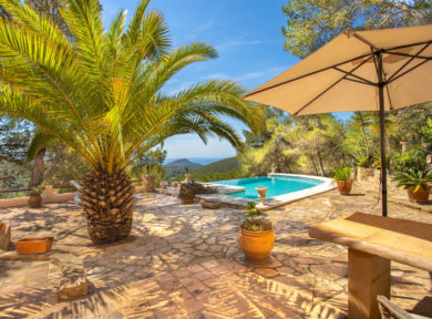 villa for sale in Es Cubells Ibiza