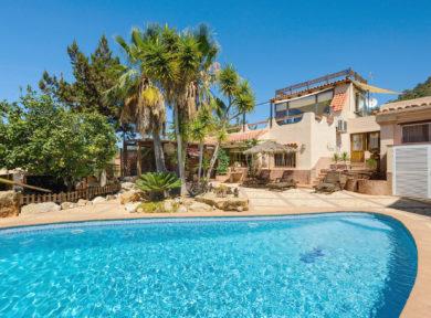 6 Bedroom Villa With 2 Annex For Sale In Ibiza Real Estate