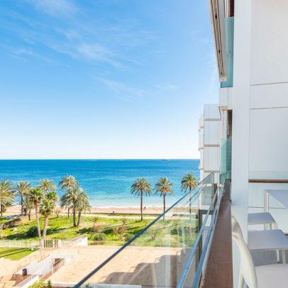 3 bedroom duplex penthouse for sale in Playa Den Bossa Ibiza