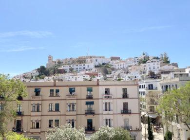 penthouse for sale in Vara de Rey Ibiza center real estate properties inmobiliaria Ibiza